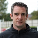 Ballyliffin man and former Finn Harps midfielder Fergal Harkin, who is Scouting and Recruitment Operations Manager at Manchester City Football Club.