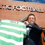 New Celtic manager Ronny Delia