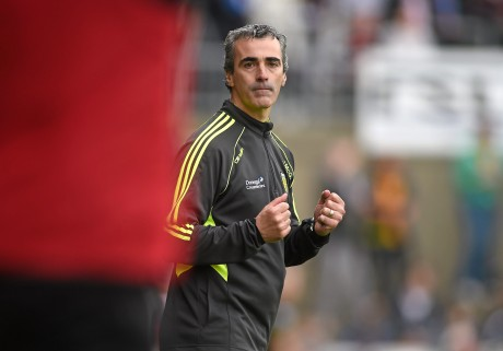 Donegal manager Jim McGuinness.
