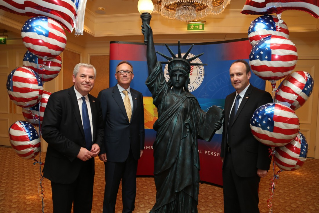Zeus boss appointed chair of american chamber of commerce for American chambre of commerce