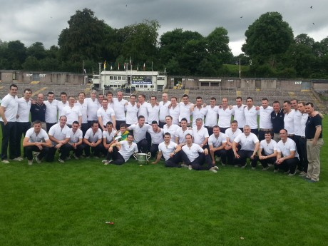 Donegal Ulster Champions 2014