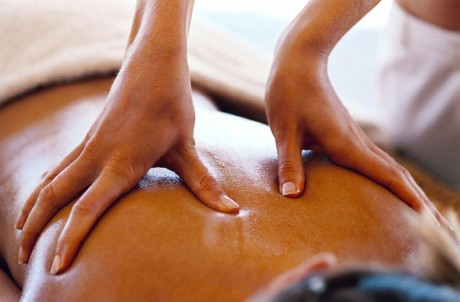 Regular massage can help with cellulite.