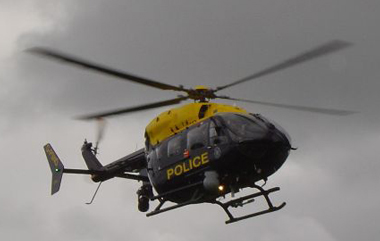 psni helicopter