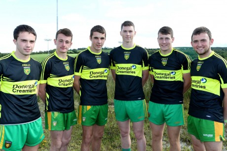 Donegal County Minor players from Gaoth Dobhair.