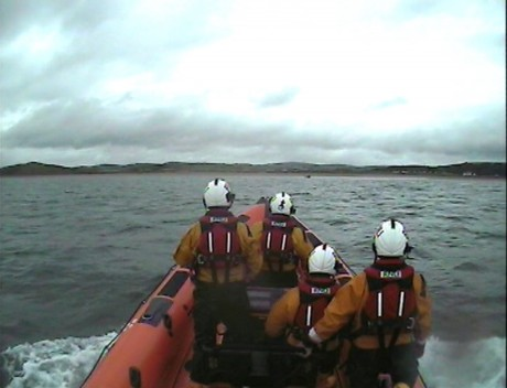 Bundoran Lifeboat.