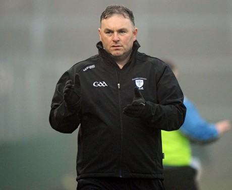 Former Naomh Conaill manager Cathal Corey.