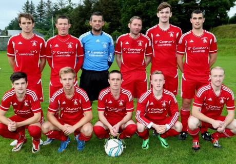 Swilly Rovers go in search of their second Cup win of the season on Saturday. Photo: Gary Foy