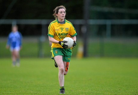 Donegal have injury concerns over Termon's Therese McCafferty.