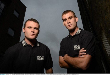 Neil and Eamon McGee.