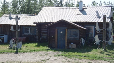 Moose Hunter lives here.