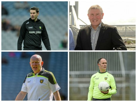 Donegal manager candidates