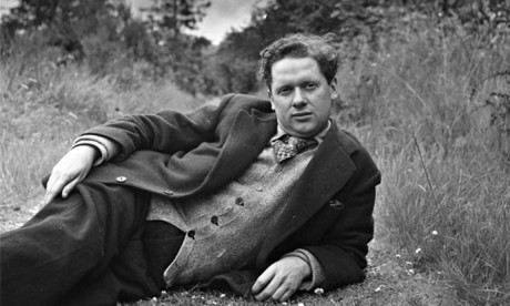 Dylan Thomas in 1946. The poet and playwright died seven years later, aged 39. Photograph: Francis Reiss/Getty Images