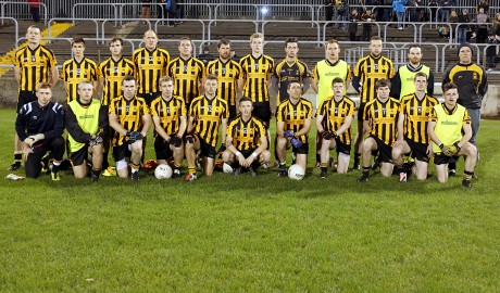 St Eunan's who  defeated by St. Michael's in the senior championship semi-final