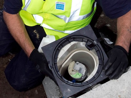 MI-Irish-Water-meter-install