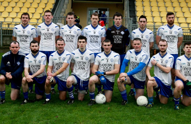 Cloughaneely will play in the Relegation play-off on Saturday. Photo: Brian McDaid