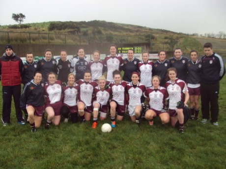 All Ireland Champions  Termon who defeated Glenfin the Donegal League final