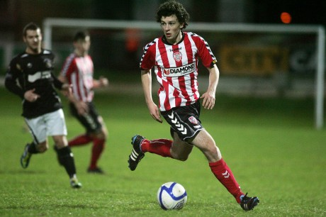 Barry McNamee.