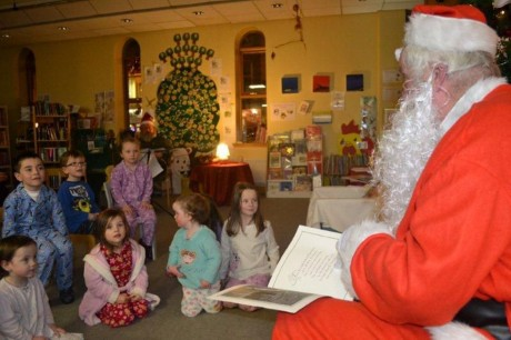 Donegal County Library Services are hosting parties all over the county.