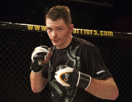 Joseph Duffy. Photo courtesy of: Dolly Clew/Cage Warriors