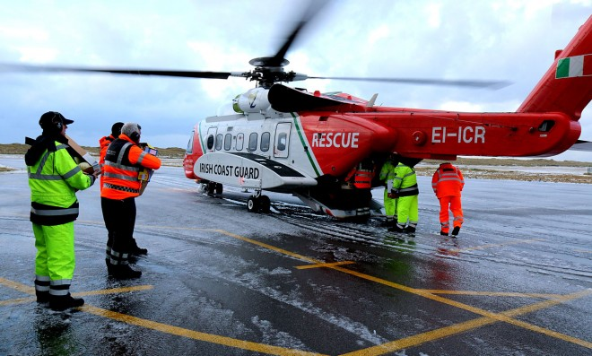 Search for missing diver continues off Donegal coast