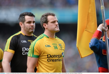 Kerry v Donegal - GAA Football All Ireland Senior Championship Final