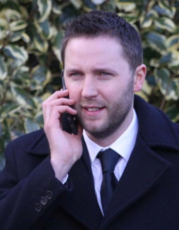 Shane McConnell pictured outside court. Photo: Northwest Newspix