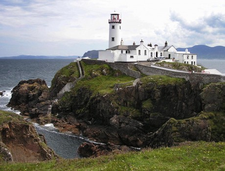 Fanad Lighthouse.