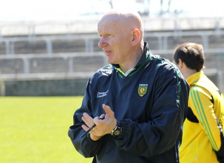 Donegal Minor manager Declan Bonner. Photo: Donna El Assaad