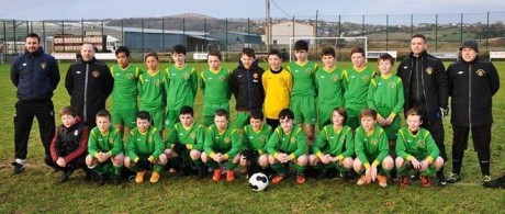 The Donegal Under-13 squad