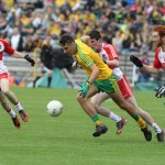 Report: Glass shatters Donegal minors' dreams