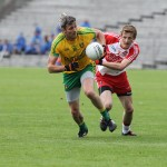 Report: Martin O'Reilly goal fires Donegal to fifth straight Ulster final