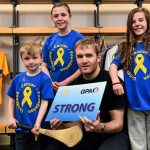 The Fighter: Fighting Childhood Cancer