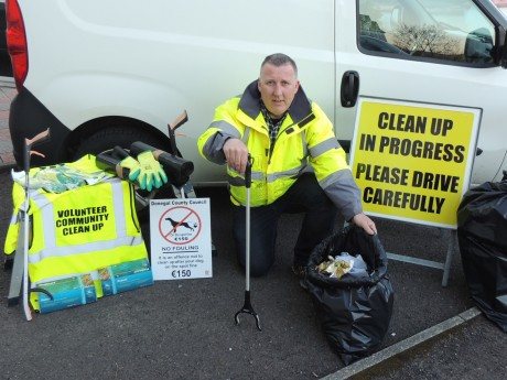 martin-roarty-litter-warden-letterkenny-municipal-district
