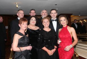 Noel & Patricia O'Donnell, Liam & Lorraine Porter, Gile Murray and Nicola Shields and Emmet and Maria Rushe.