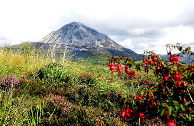 Errigal captured by Donegal News photographer Declan Doherty