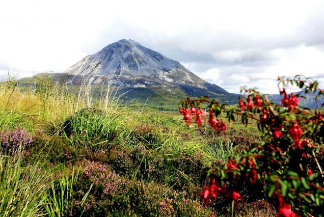 Errigal captured by Donegal News photographer Declan Doherty.