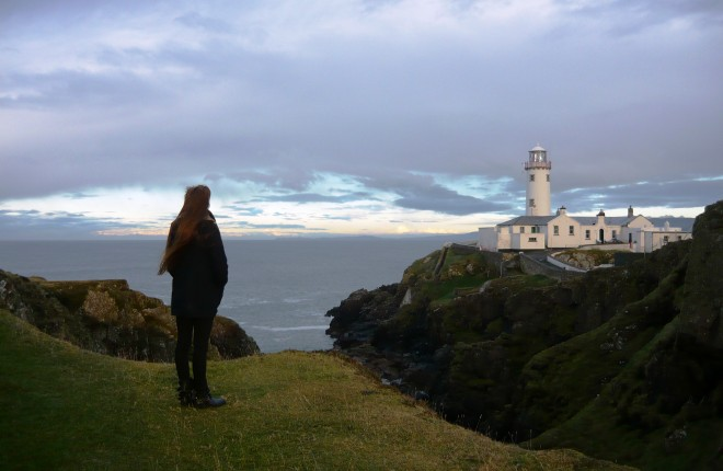 Night People was filmed throughout Donegal and Dublin, including Fanad Head.