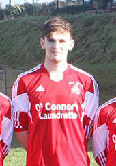 Dylan Hegarty, Swilly Rovers.