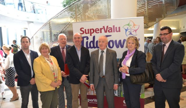 Members of Letterkenny Tidy Towns committee in Dublin last year for last years announcement of winners.