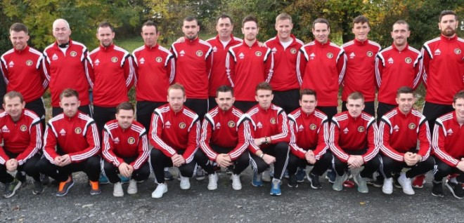 Last year's Donegal League Oscar Traynor squad.