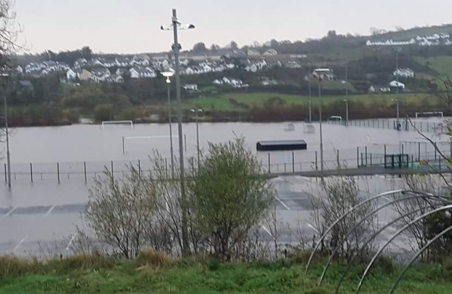 Lapping the waves: The Danny McDaid track in Letterkenny