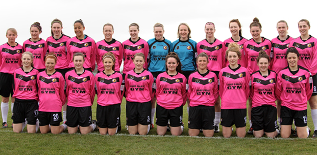 Wexford Youths who won the Women's FAI Cup Final last Sunday.