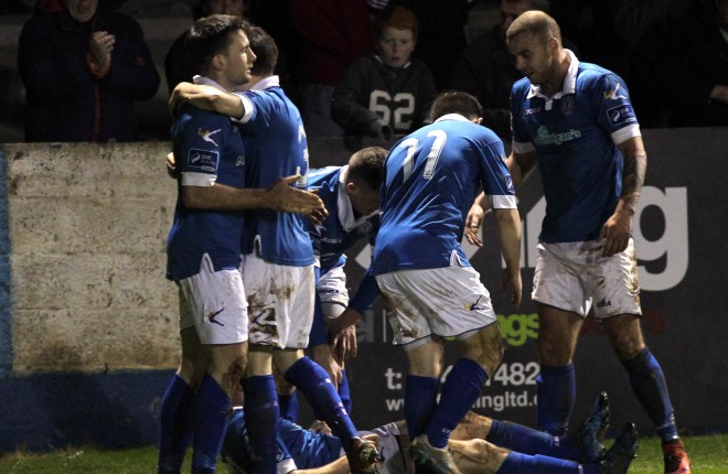 Will Finn Harps be celebrating again on Friday night?