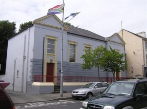 Buncrana Courthouse