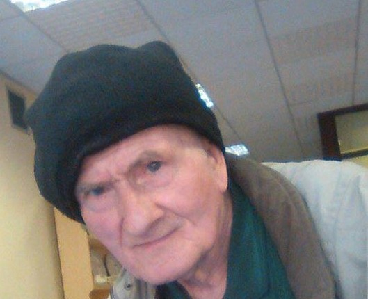 Missing Derry pensioner, John Concannon