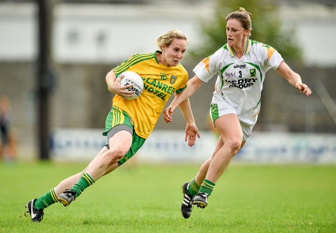 Karen Guthrie, Donegal, Picture credit: SPORTSFILE