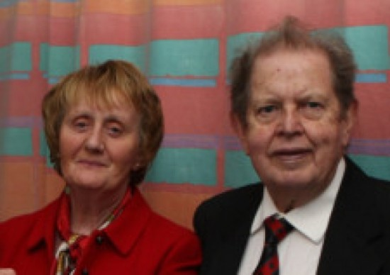 Jimmy and Kathleen Cuddihy.