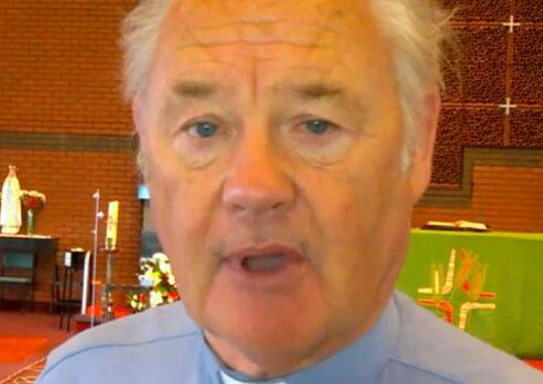 Fr Paddy O'Kane said he had seen nothing to compare with the tragedy in 43 years as a priest
