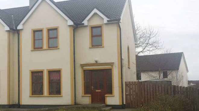 The Ramelton property which has a reserve of €60,000.