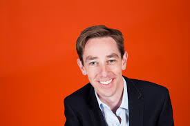 RTE radio and television presenter, Ryan Tubridy